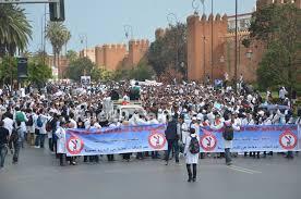 التنسيقية الوطنية للأساتذة المتعاقدين:خوض إضراب وطني يومي 6 و7 أكتوبر الجاري
