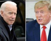 """""""جو بايدن"""" يتوفق على """"دونالد ترامب"""" في السباق الرئاسي الأمريكي بأكبر فارق"""